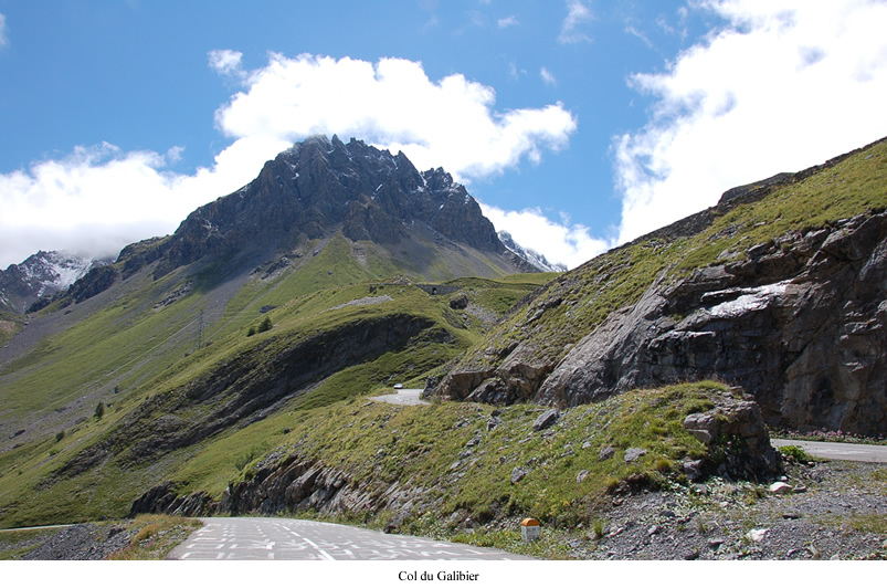 Image of the Col du Galibiere