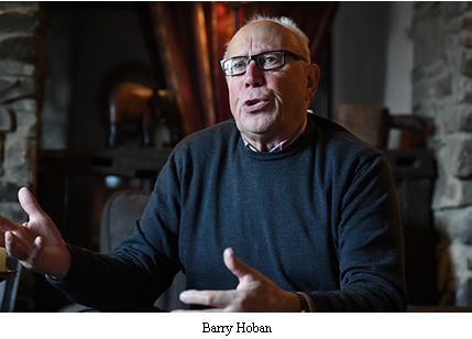 Image of Barry Hoban