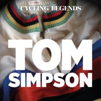 Imjage of Cycling Legends 01 Tom Simpson book cover