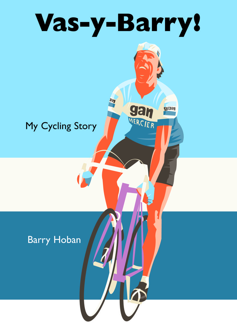 Image of Barry Hoban Vas-Y-Barry book cover
