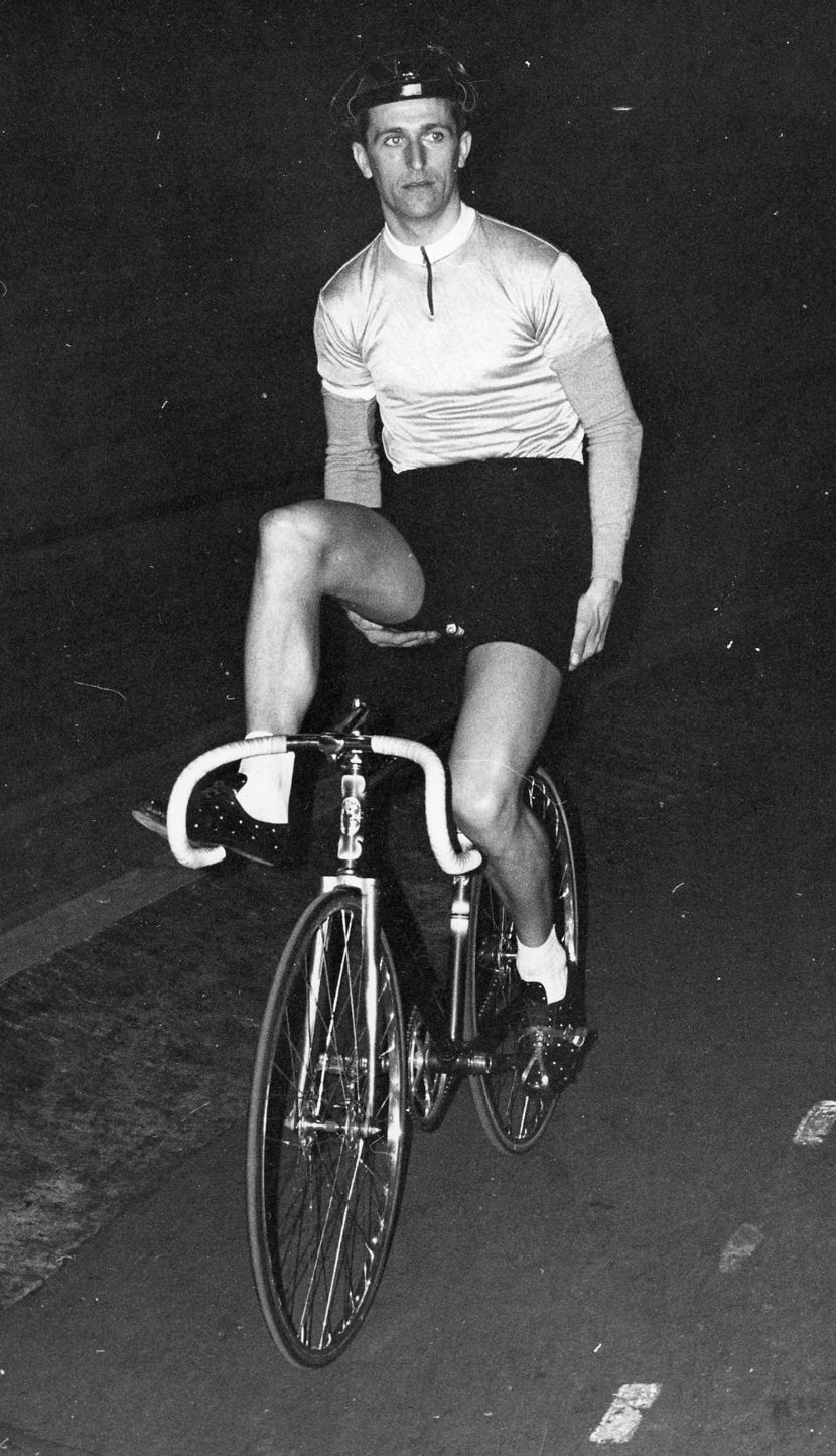 Tom Zurich Six Day 1964
