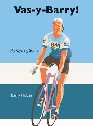 Image of Barry Hoban BookCover