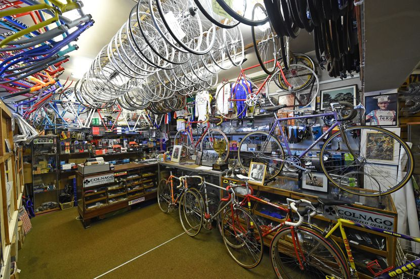 Image of Dave Marsh Bike Shop
