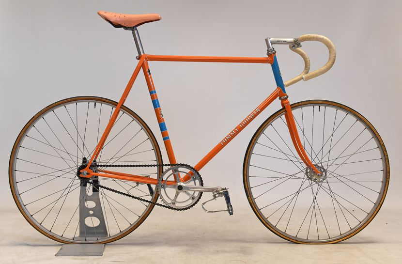 Image of Tommy Godwin bike