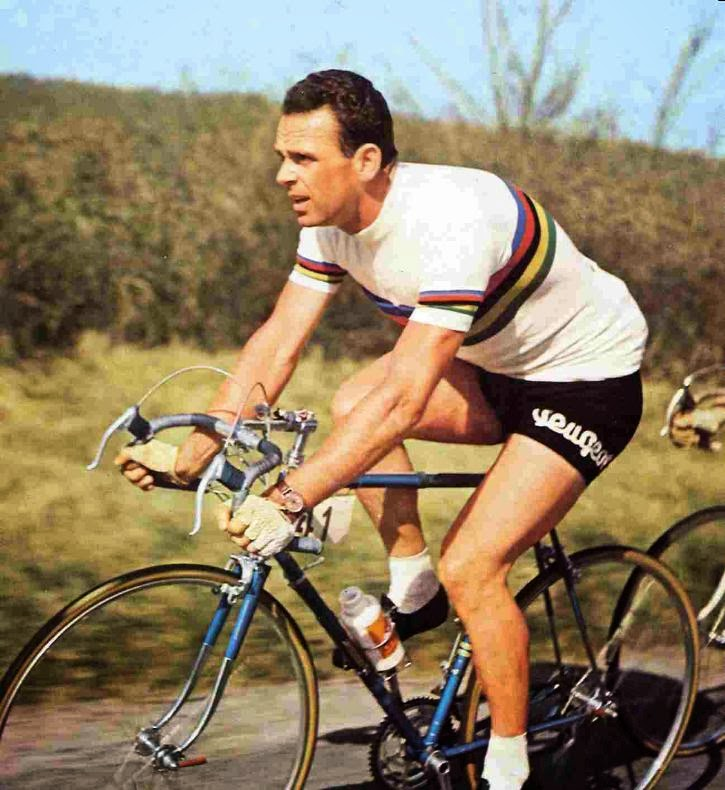 Rik Van Steenbergen one of the greatest all-round bike racers