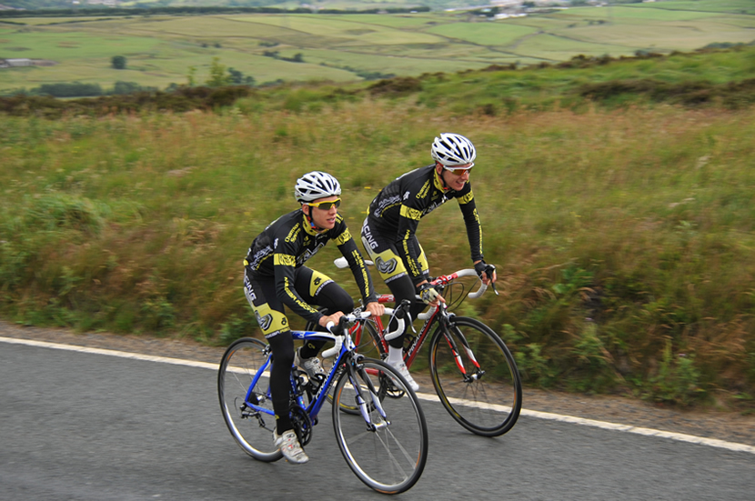 Image of Adam and Simon Yates